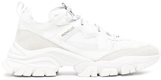 Moncler Tricolour-Tab Sneakers