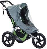 BOB Strollers 2016 Fixed Wheel Single Stroller Weather Shield