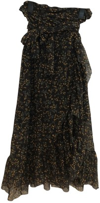 Ganni Black Skirt for Women