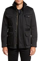 Burberry 'Smithers' 3-in-1 Field Jacket & Removable Quilted Jacket