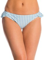 Betsey Johnson Swimwear Picnic Gingham Hipster Bikini Bottom 8146566