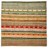 "Solo Rugs Tribal Oriental Area Rug, 4'5"" x 5'"