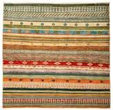 "Solo Rugs Tribal Oriental Area Rug, 4'5"" x 5'"