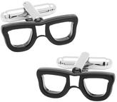 Cufflinks Inc. Men's Cool Cut Taped Glasses Cufflinks