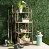 Safavieh Indoor / Outdoor 4-Shelf Tiered Bookshelf