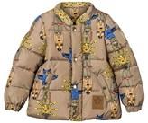 Mini Rodini Puffa Totem Jacket Beige