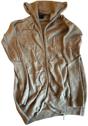 Thomas Wylde Grey Cashmere Knitwear