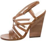 Marsèll Leather Multistrap Sandals