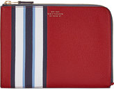 Smythson Burlington Deerskin Medium Pouch
