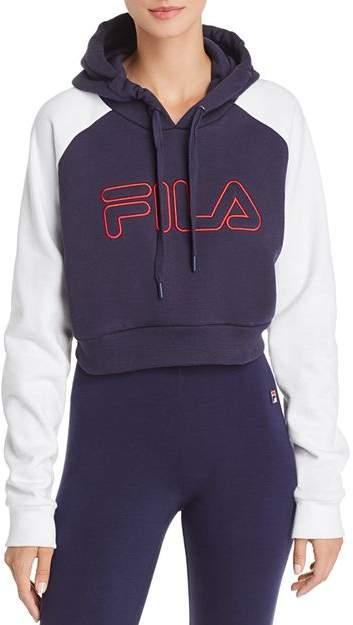 1e4ceb7f1fa Fila White Women's Sweatshirts - ShopStyle