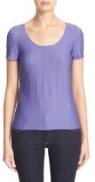 Armani Collezioni Women's Interlock Jersey Top