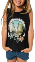 O'Neill Toddler Girl's Road Trip Graphic Tank