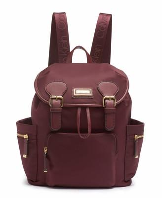 Calvin Klein Belfast Nylon Buckle Backpack