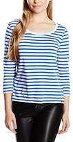 Rich & Royal rich&royal Women's Long-Sleeved Shirt - Blue -