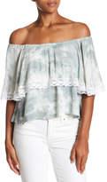 Ppla Alondra Off-the-Shoulder Shirt