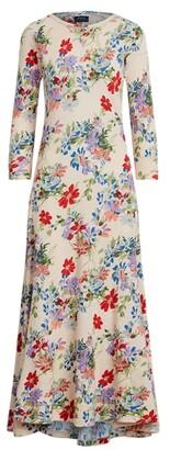 Ralph Lauren Floral Henley Dress