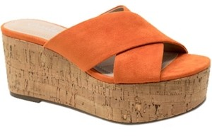 Charles by Charles David Civil Wedge Sandals Women's Shoes