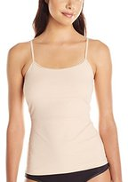 OnGossamer Women's Cabana Cotton Shelf Camisole