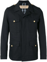 Burberry military jacket - men - Cotton - 48