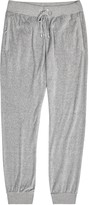 Versace Grey Velour Jogging Trousers