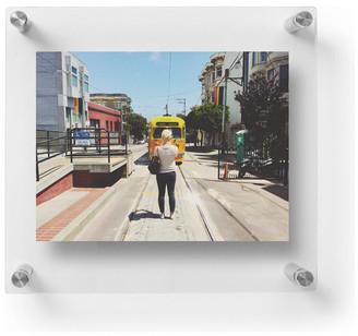 Wexel Art 1210DR Double Panel Acrylic Wall Frame for 5x7 photos