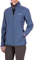 Columbia Kruser Ridge Soft Shell Jacket (For Women)