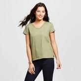 Merona Women's Relaxed Scoop T-Shirt