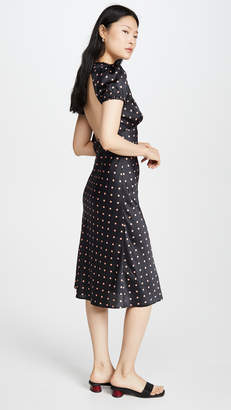 re:named apparel Re:Named Polka Dot Dress