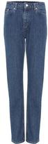 Wood Wood Ina Mid-rise Denim Jeans