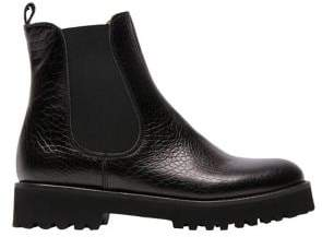 Andre Assous Peggy Leather Chelsea Boots
