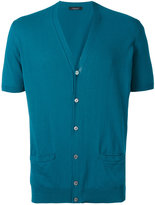 Roberto Collina button up cardigan - men - Cotton - 50