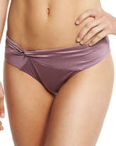 Luxe by Lisa Vogel Liquid By Luxe Twisted Hipster Swim Bottom
