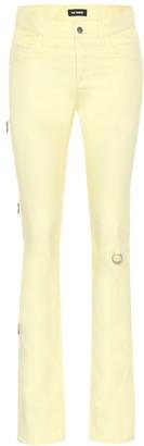 Raf Simons Mid-rise slim jeans