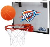 Oklahoma City Thunder Game On Hoop Set