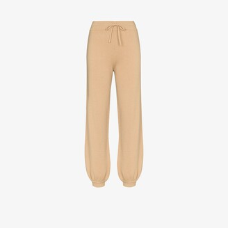 Chloé Drawstring Cashmere Sweatpants