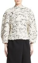Awake Women's Textured Mock Neck Sweater
