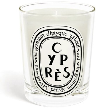 Diptyque Mini Cypres Scented Candle (70G)