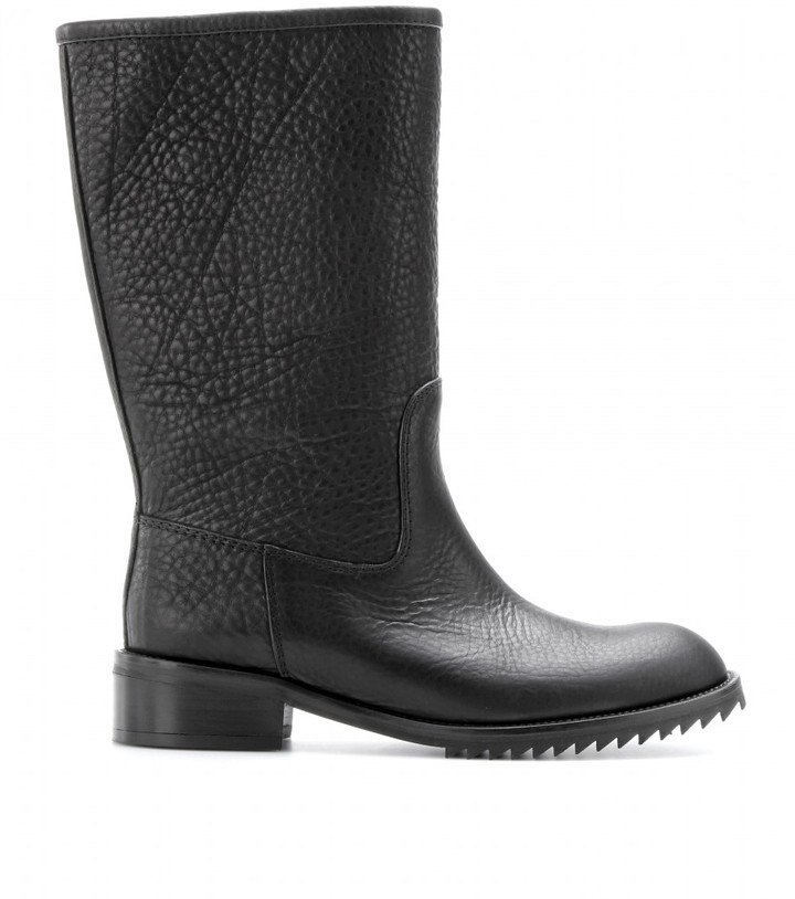 Pedro Garcia Oprah leather boots