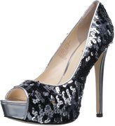 Boutique 9 Women's Cary2 Peep Toe Pump