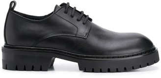 Ann Demeulemeester Chunky Sole Lace-Up Shoes