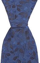 Murano Branches Narrow Silk Tie