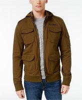 Tommy Hilfiger Men's Ernesto Full-Zip Cotton Jacket