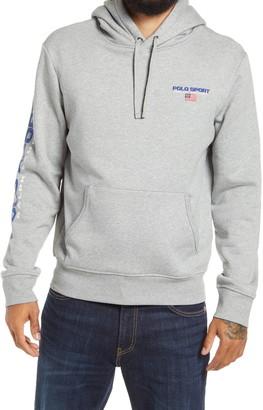 Polo Ralph Lauren Men's Sport Icons Hooded Sweatshirt