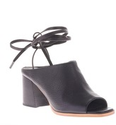 Sole Society Rango Mule Ankle Wrap Mule