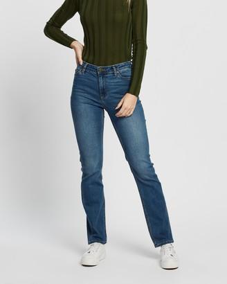 Lee Classics Mid Straight Jeans