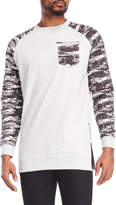 Soul Star Raglan Sweatshirt