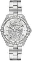 Bulova Women's Stainless Steel Bracelet Watch 35mm 96L236, A Macy's Exclusive Style