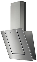 AEG DVB3550M Angled Chimney Cooker Hood, Stainless Steel