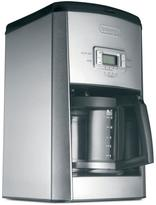 De'Longhi 14-Cup Programmable Stainless Steel Coffee Maker