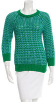 Jil Sander Crew Neck Knit Sweater w/ Tags